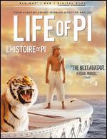 Life of Pi [Blu-ray/DVD] - Ang Lee