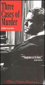 Three Cases of Murder [Vhs]
