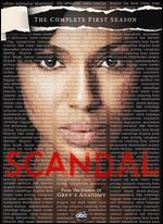 Scandal: Season 01