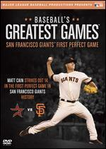 MLB: Baseball's Greatest Games - San Francisco Giants First Perfect Game