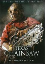 Texas Chainsaw [Includes Digital Copy] [UltraViolet]