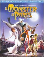 A Monster in Paris (Blu-Ray + 3-D Blu-Ray + Dvd)