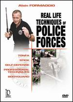 Real Life Techniques of Police Forces