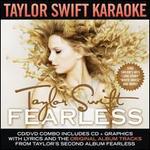 Fearless: Karaoke [CD+G/DVD] - Taylor Swift