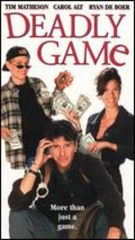 Deadly Game [Vhs]