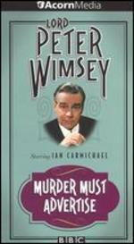 Lord Peter Wimsey-Murder Must Advertise [Vhs]