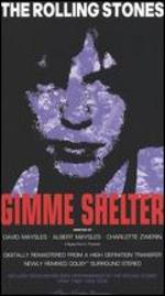 The Rolling Stones-Gimme Shelter [Vhs]
