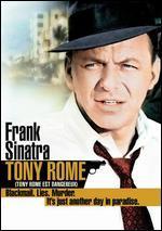 Tony Rome [Vhs]