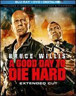 A Good Day to Die Hard (1 BLU RAY DISC)