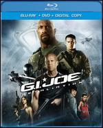 G.I. Joe: Retaliation [Blu-ray/DVD] [UltraViolet] [Includes Digital Copy]