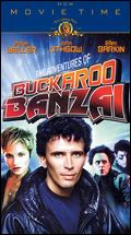 The Adventures of Buckaroo Banzai Across the 8th Dimension! [Blu-ray] - W.D. Richter