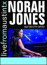 Live From Austin TX: Norah Jones