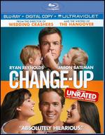 The Change-Up [Includes Digital Copy] [UltraViolet] [Blu-ray] - David Dobkin