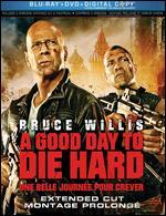 A Good Day to Die Hard (Extended Version) [Blu-ray/DVD]