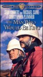 The Man Who Would Be King [Vhs]