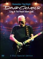 David Gilmour: Remember That Night-Live From the Royal Albert Hall (2007)
