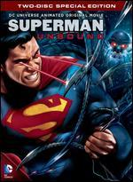 Superman Unbound-Dc Universe Animated Original Movie-Two-Disc Special Edition