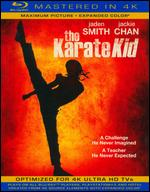 The Karate Kid [Includes Digital Copy] [UltraViolet] [Blu-ray] - Harald Zwart