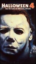 Halloween 4 [Vhs]
