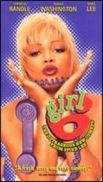 Girl 6 [Vhs]