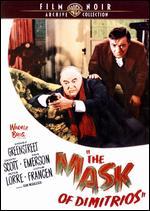 The Mask of Dimitrios - Jean Negulesco