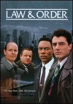 Law & Order: The First Year [6 Discs] -