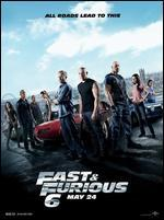 Fast & Furious 6 [Includes Digital Copy] [UltraViolet]