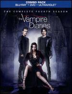 Vampire Diaries: The Complete Fourth Season [9 Discs] [Blu-ray]
