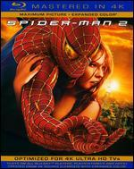 Spider-Man 2 [Includes Digital Copy] [UltraViolet] [Blu-ray]