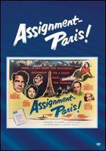 Assignment - Paris - Phil Karlson; Robert Parrish