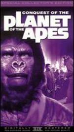 Conquest of the Planet of the Apes [Vhs]