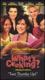 What's Cooking [Vhs]