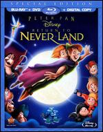 Return to Never Land [Special Edition] [2 Discs] [Includes Digital Copy] [Blu-ray/DVD] - Donovan Cook; Robin Budd