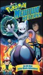 Pokemon-Mewtwo Returns [Vhs]