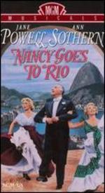 Nancy Goes to Rio [Vhs]