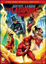 Justice League: The Flashpoint Paradox - Jay Oliva