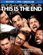 This Is the End [2 Discs] [Includes Digital Copy] [UltraViolet] [Blu-ray/DVD] - Evan Goldberg; Seth Rogen
