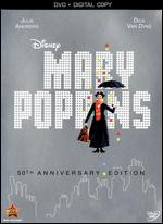 Mary Poppins [50th Anniversary Edition] [Includes Digital Copy] - Robert Stevenson