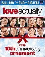 Love Actually [10th Anniversary Edition] [Includes Digital Copy] [UltraViolet] [Blu-ray/DVD]