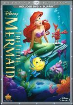 The Little Mermaid [Diamond Edition] [2 Discs] [DVD/Blu-ray]