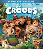 The Croods [2 Discs] [Includes Digital Copy] [Blu-ray/DVD]