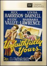 Unfaithfully Yours (the Criterion Collection)