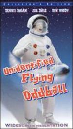 Unidentified Flying Oddball [Vhs]