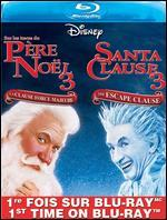 The Santa Clause 3: The Escape Clause [Blu-ray/DVD] [Bilingual]