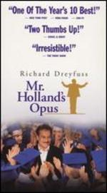 Mr. Holland's Opus [Vhs]
