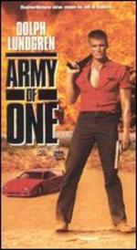 Army of One [Vhs]