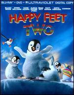 Happy Feet Two [2 Discs] [Blu-ray]