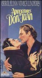 Adventures of Don Juan [Vhs]