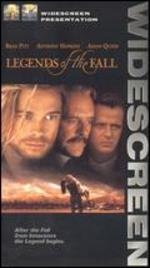 Legends of the Fall [Vhs Tape]
