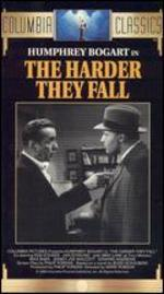 Harder They Fall [Vhs]